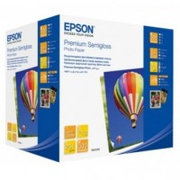 Фотобумага Epson Premium Semigloss Photo Paper