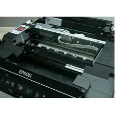 Разборка\сборка печатающего устройства