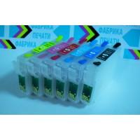 ПЗК для МФУ Epson Stylus Photo TX659